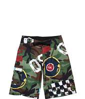 Quiksilver Kids   Flying Fortress Boardshort (Big Kids)