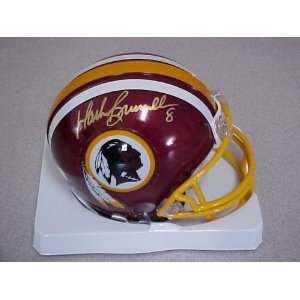 Hand Signed Autographed Washington Redskins Football Riddell Min