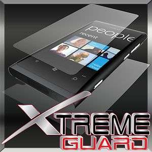 NEW Nokia Lumia 800 FULL BODY Invisible LCD Screen Protector Case