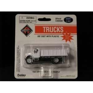 International 4900 Stake Truck White 4034 77 Toys & Games