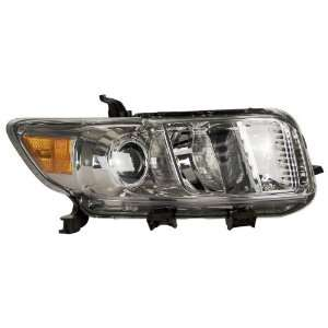 OE Replacement Scion XB Passenger Side Headlight Assembly