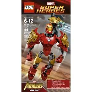 LEGO Super Heroes Iron Man 4529  Toys & Games