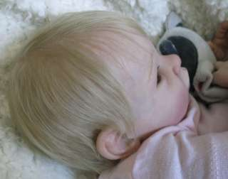 ~Reborn Newborn Baby Girl~Biscotti~German Glass Eyes~Sweet♥