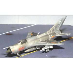 MiG 21PF Sao Do AB Snap Model 1144 Cafe Reo CFR027 Toys
