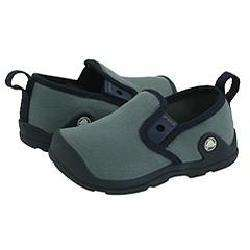 Crocs Kids Pelican (Infant/Toddler) Navy/Blueprint