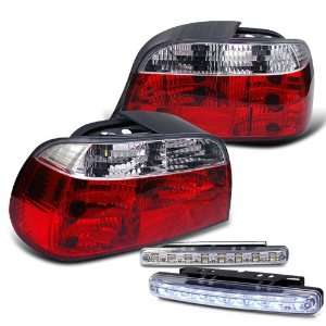 Eautolights 95 01 BMW E38 7 series Tail Lights + LED
