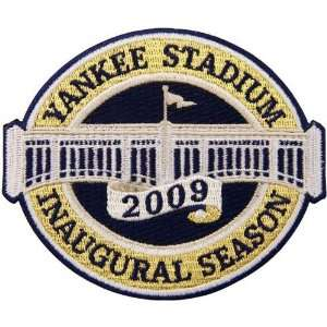 New York Yankees Yankee Stadium Inaugural Season