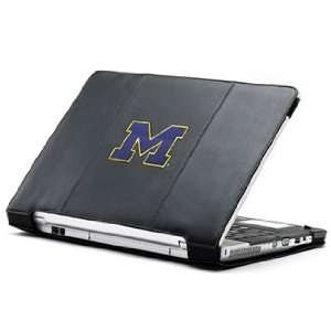 Laptop Cover with University of Michigan Wolverines Logo Electronics