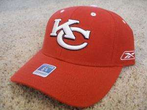 Kansas City Chiefs Red Throwback Retro KC Hat Cap