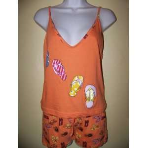 Flip Flop Tank and Short Set  Flipflop, Size L Toys & Games