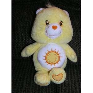Bears Baby Plush 8 Funshine Bear with Rattle Inside Toys & Games