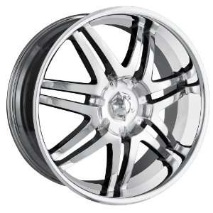 Style 197 (Chrome) Wheels/Rims 6x114.3/139.7 (197 2992C) Automotive
