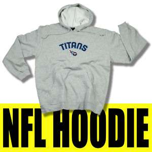 TENNESSEE TITANS PLAYBOOK FLEECE HOODIE NFL NEW RBK XL