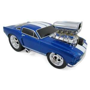1966 Ford Shelby Mustang GT 350 Muscle Machines Diecast 1