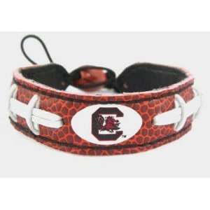 South Carolina Gamecocks NCAA Classic Bracelet Football