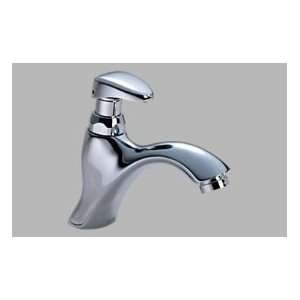 DELTA 87T105 Single Hole Metering Slow Close Lavatory Faucet