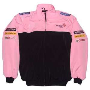 Mini Cooper Racing Jacket Black and Pink Sports