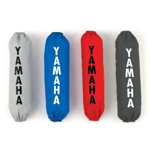 New Genuine Yamaha Raptor 350 Accessories / Rear Shock Covers / Red