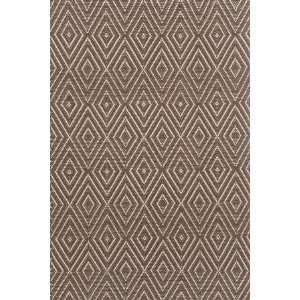 Dash and Albert Diamond Charcoal/Taupe Indoor/Outdoor Rug