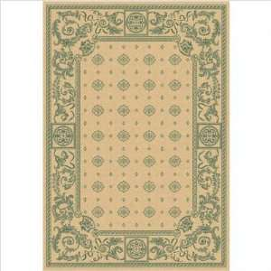 Safavieh Courtyard Collection CY1356 3501 4 Natural and