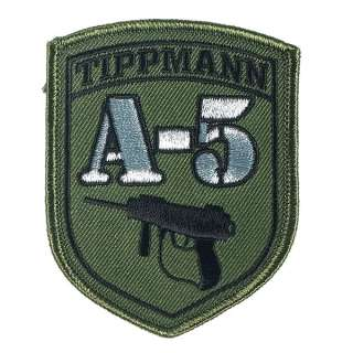 Tippmann A 5 Custom Velcro Patch Vest Jersey Paintball A5