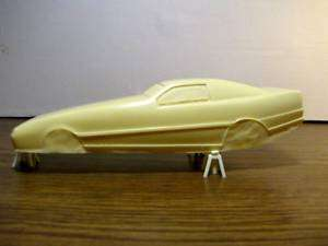 Competition Resins 1/24 1989 Ford Probe Funny Car Body
