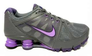 Womens Nike Shox Agent+ running shoes size 8.5 883419369780