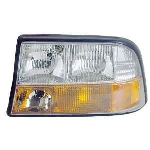 GMC SONOMA/PICKUP/JIMMY/Oldsmobile BRAVADA Headlight (With FOG LAMP
