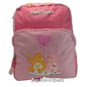 Care Bears Pink 12 Small Toddler Backpack Sports