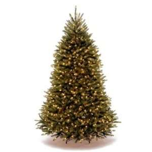 Dunhill Fir Tree with 700 Clear Lights   7 Foot
