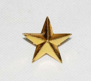 WW2 WWII JAPANESE IMPERIAL ARMY CAP STAR PIN INSIGNIA  31821