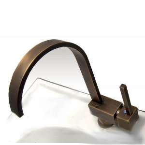 Brass Kitchen Faucet with Brushed Copper Finish EMS 5 10 DAY FR010003