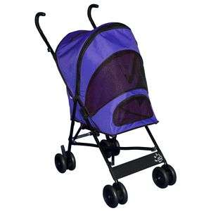 Pet Gear Travel Lite Pet Stroller, For Cats And Dogs TL8100LV Lavender
