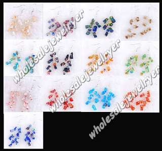 13pair 66mm beautiful murano glass handcrafted Earring
