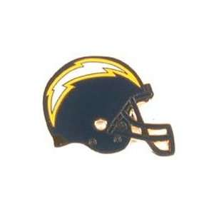 NFL Pin   San Diego Chargers Helmet Pin