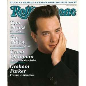 Tom Hanks, 1988 Rolling Stone Cover Poster by Herb Ritts
