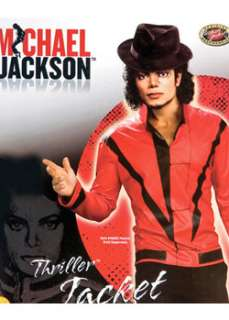 Thriller Costume  Michael Jackson Cheap Pop/Rock Stars Halloween