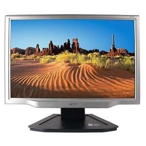 19 Inch Acer X191WSD Widescreen DVI/VGA LCD Monitor