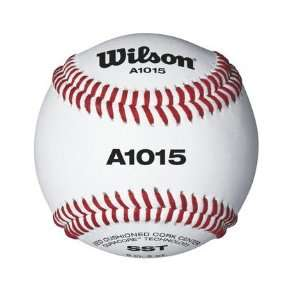 A1015 Super Seam Technology NFHS Baseballs from Wilson®   Case of 10