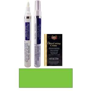 Cosmic Green Metallic Paint Pen Kit for 2000 Volkswagen Golf (LA6P/L3