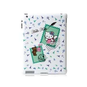 pc hello kitty case for ipad 2 white Cell Phones & Accessories