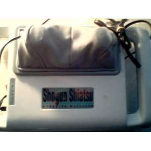 Homedics Shogun Shiatsu Kneading Massager Homedics Massage