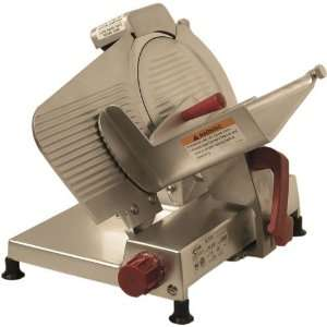 AX S10 10 Blade Light Duty Meat Slicer