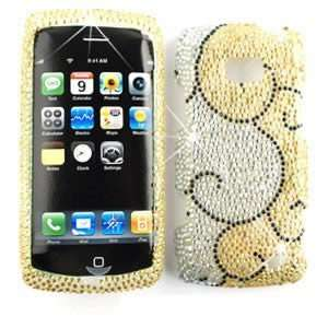 LG ALLY VS740 Full Crystal Diamond / Rhinestone / Bling