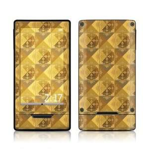 Design Protector Skin Decal Sticker for Microsoft Zune HD Electronics