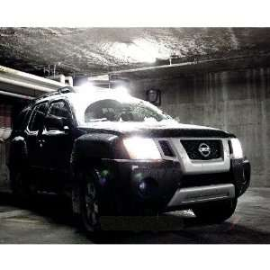 Nissan Xterra Bright White Replacement Light Bulbs for