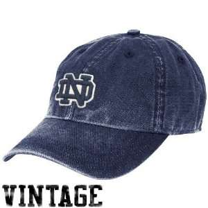 adidas Notre Dame Fighting Irish Ladies Navy Blue Pigment