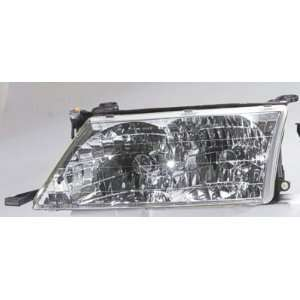 1998 99 TOYOTA AVALON HEADLIGHT ASSEMBLY, DRIVER SIDE   DOT Certified