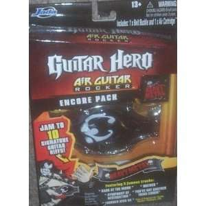 Guitar Hero Air Guitar Rocker Encore Pack Heavy Metal