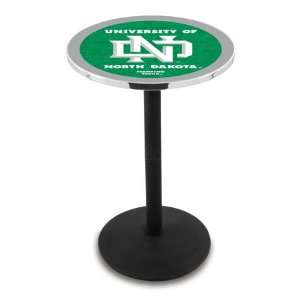 42 University of North Dakota Bar Height Pub Table